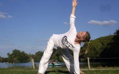 Journée Yoga et énergie des arbres