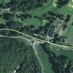 Entre les Arbres aux thermes de Divonne-les-Bains (de forêt)