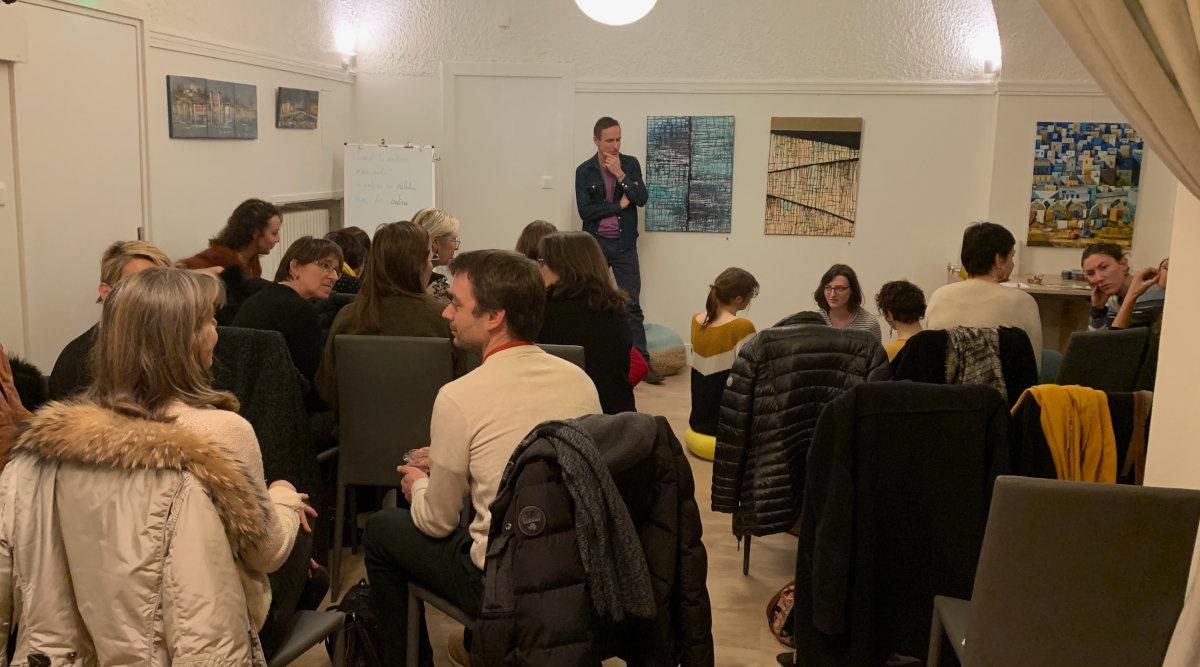 """Cycle de conférence """"les bienfaits de la forêt sur le développement de la personne"""""""