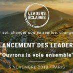Soirée de lancement des Leaders éclairés