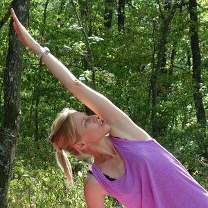 Retraite de yoga en forêt