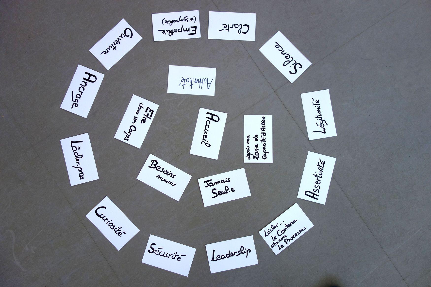 """Cycle de formation """"Accompagner les changements écologiques et sociétaux"""""""