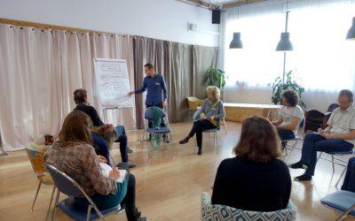 Cycle de formation « Faire grandir ses capacités de facilitateur du changement dans le contexte de la Transition Ecologique »