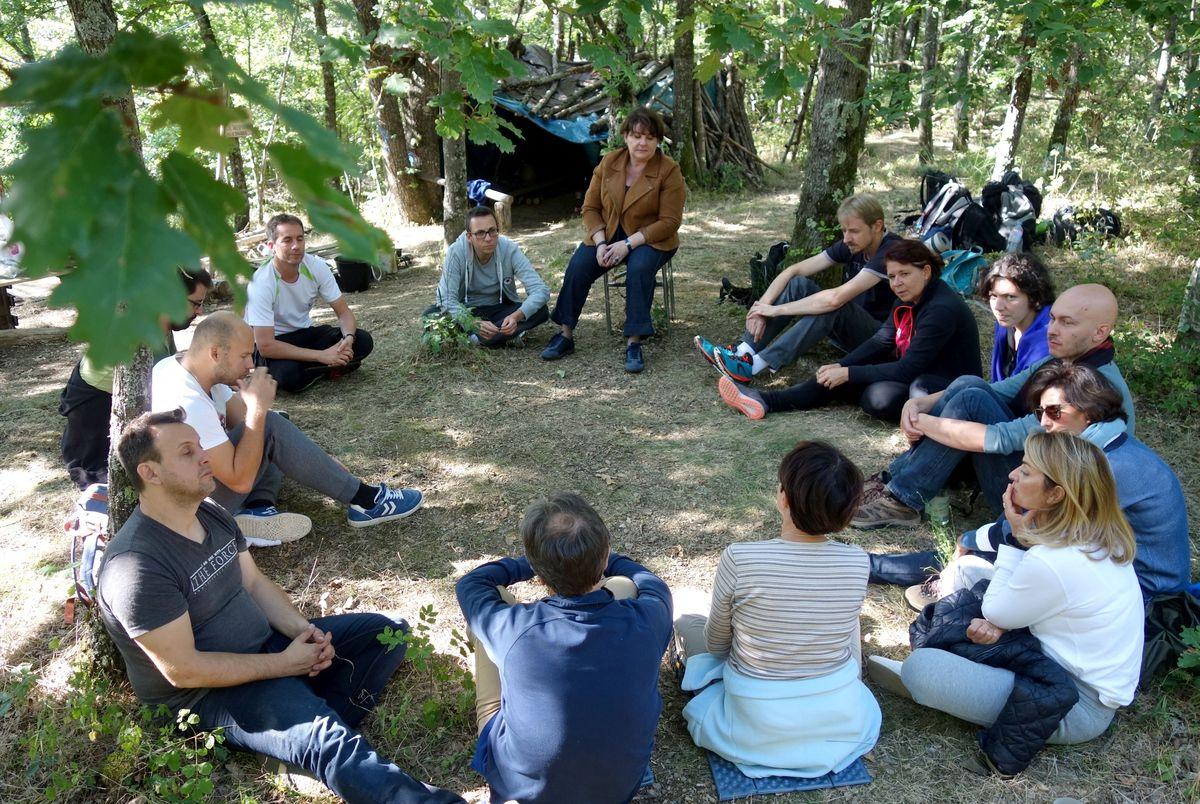 """Journée de pratique """"Cercles de parole et Transition"""""""